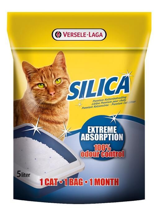 Cordi Silica Litière pour chat