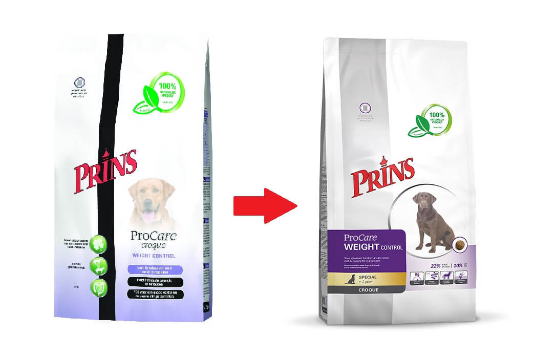 Prins Chien Procare Croque Weight Control