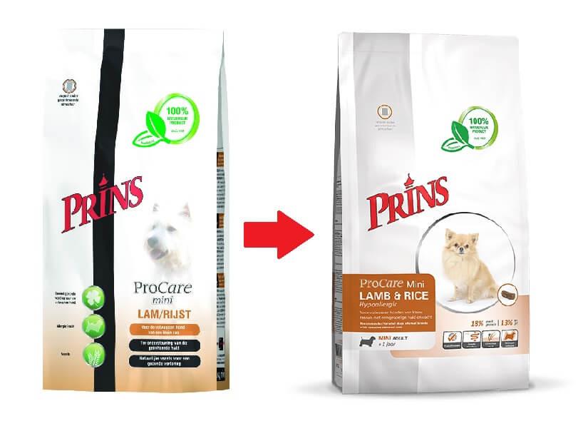Prins Chien - ProCare Mini Agneau & Riz
