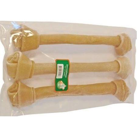 Os en peaux de buffle 38 cm pour chien