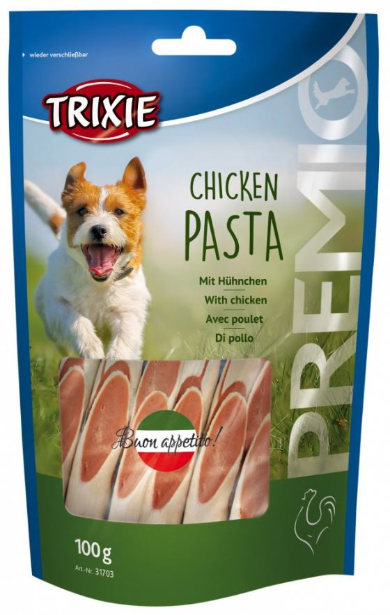 Premio Chicken Penne Pâtes snacks