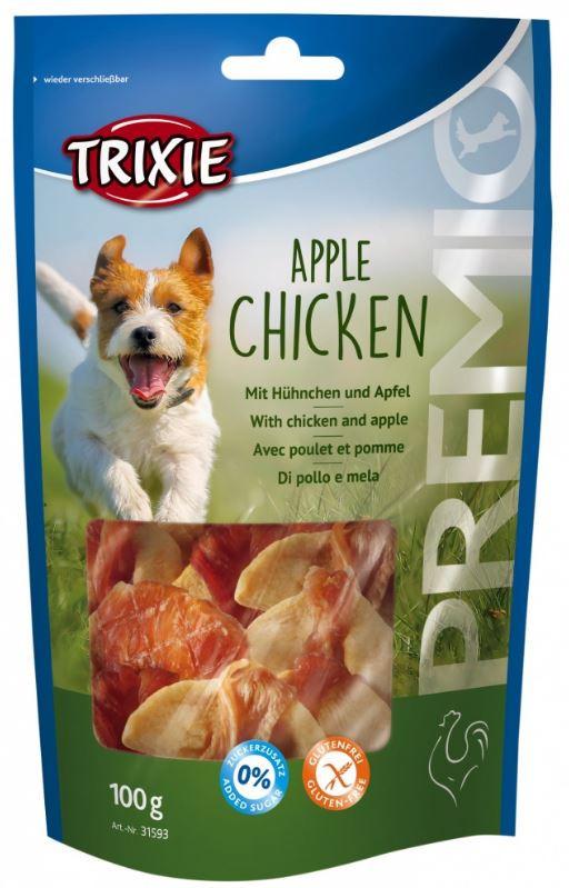Premio Apple Chicken snacks pour chien