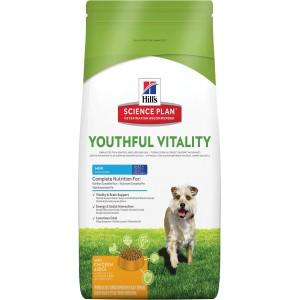 Hill's Adult 7+ Youthful Vitality Mini au poulet pour chien