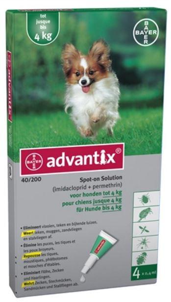 Advantix 40/200 pour chien