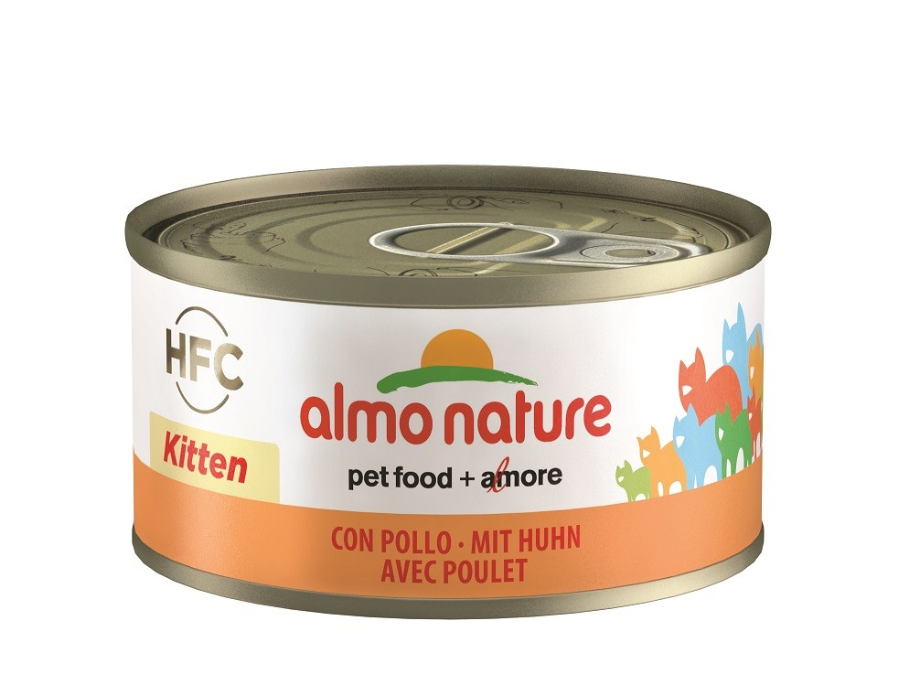Almo Nature Chaton, au Poulet nr. 5105H