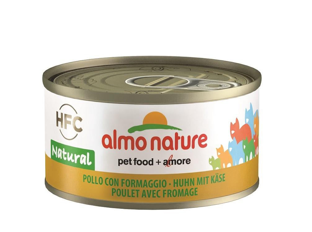 Almo Nature Kip en Kaas