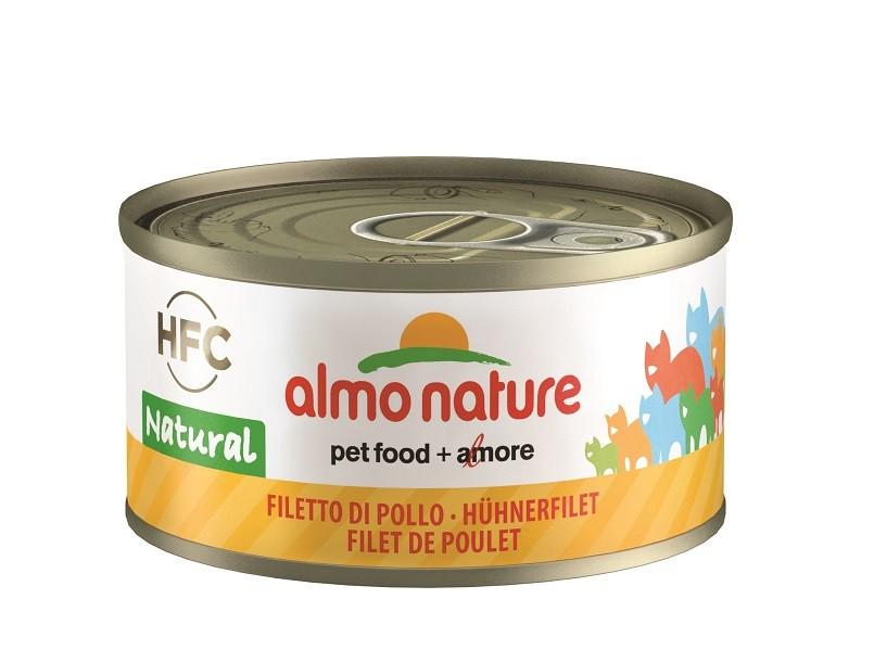 Almo Nature Filets de Poulet pour Chat nr. 9016H