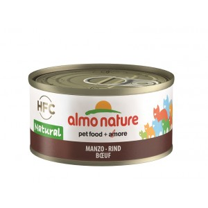 Almo Nature au Boeuf pour Chat nr. 6200H