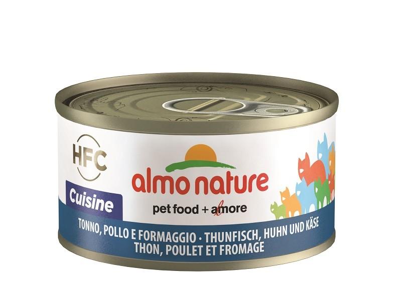 Almo Nature Thon et Poulet au Fromage nr. 5080H