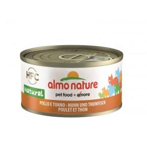 Almo Nature Thon et Poulet pour Chat nr. 9025H