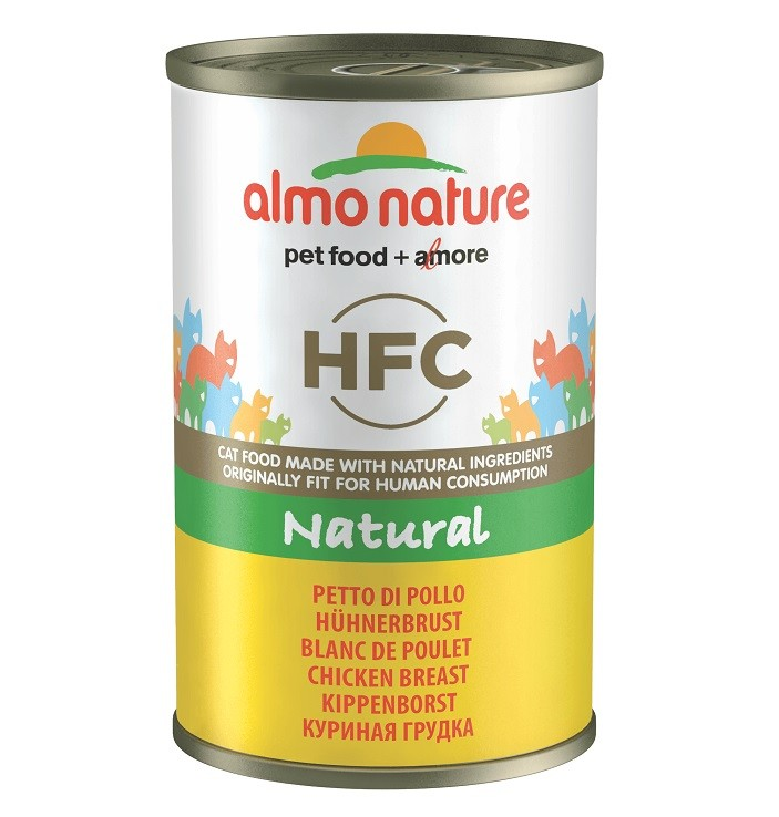 Almo Nature HFC pour chat Poulet 140g nr. 5091H