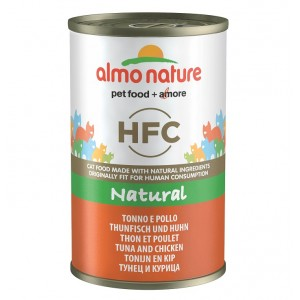 Almo Nature HFC pour chat Thon Poulet nr. 5094H