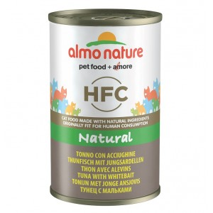 Almo Nature HFC Thon avec Blanchaille 140g pour chat