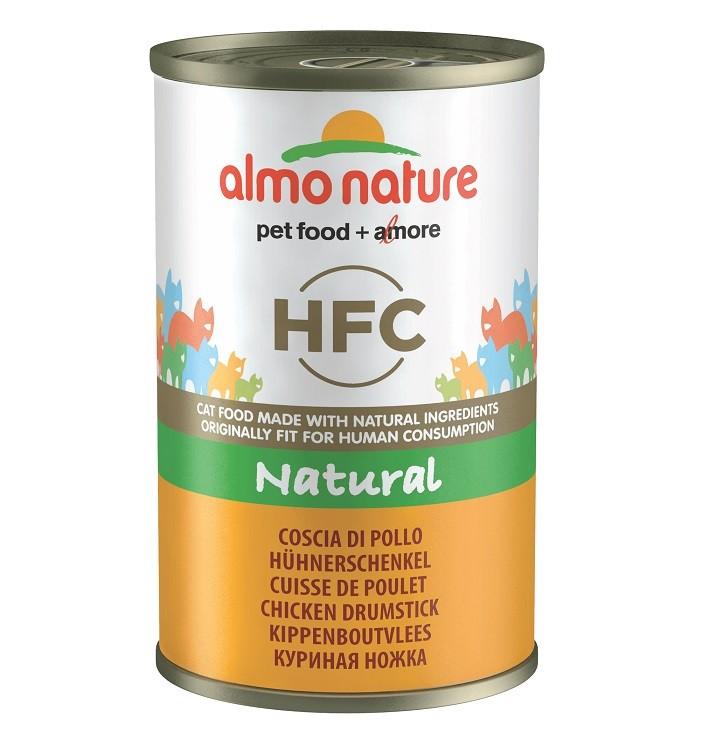 Almo Nature HFC pour chat Cuisses de poulet 140g nr. 5098H