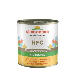 Almo Nature HFC Natural Poulet 280g pour chat