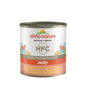 Almo Nature HFC Natural Saumon Potiron 280g FIN DE STOCK