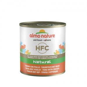 Almo Nature HFC Natural Thon Poulet 280g