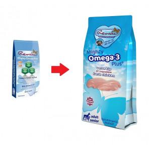 Renske Mighty Omega 3 Plus Adult Senior au poulet & riz pour chien