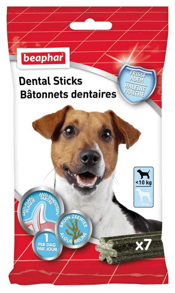 Beaphar bâtonnets dentaires pour chien