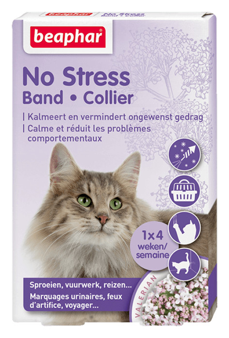 Beaphar No Stress collier pour chat