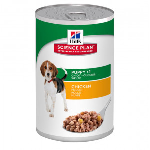 Hill's Puppy boîte poulet pour chiot