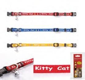 Kittenbandje Kittykat voor kittens
