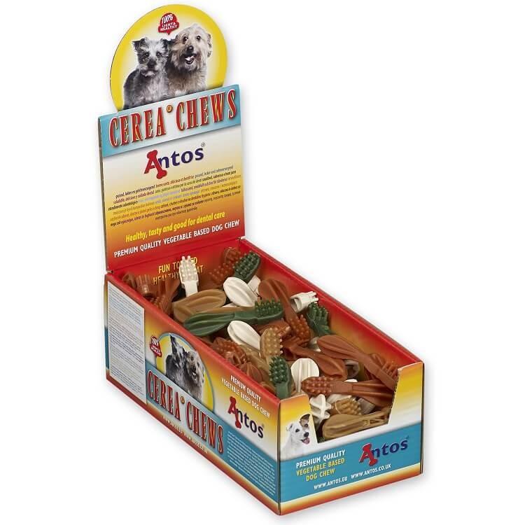 Cerea Mini Brosse à Dents Snacks pour Chiens