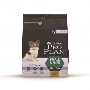 Pro Plan Small & Mini Adult 9+ pour chien