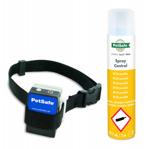 Petsafe Anti Bark Spray Collar citronel