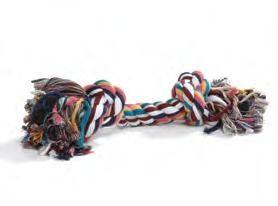 Cordes Floss Couleurs 23 cm 2 noeuds
