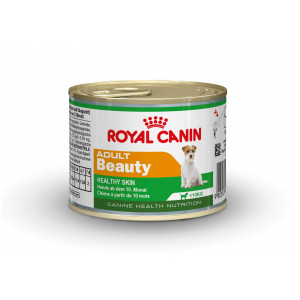 Royal Canin Mini Adult Beauty 195 gr blik hondenvoer
