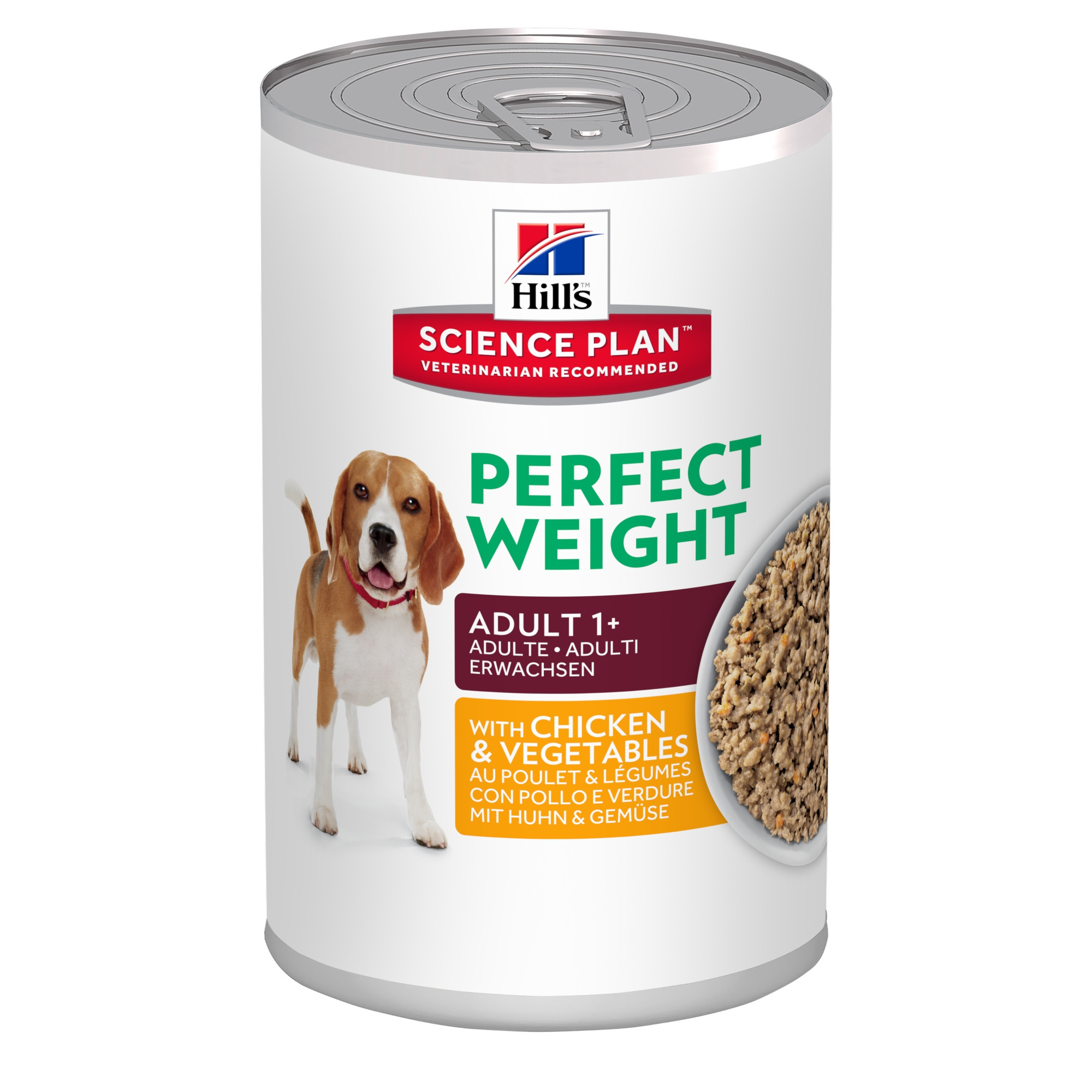 Hill's Adult Perfect Weight pour chien