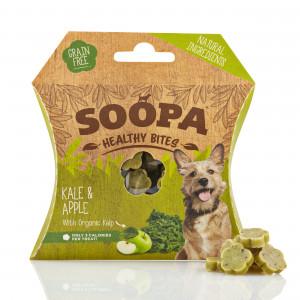 Soopa Bites Kool & Appel hondensnacks