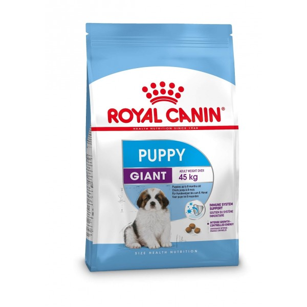 croquettes royal canin giant puppy pour chiot. Black Bedroom Furniture Sets. Home Design Ideas