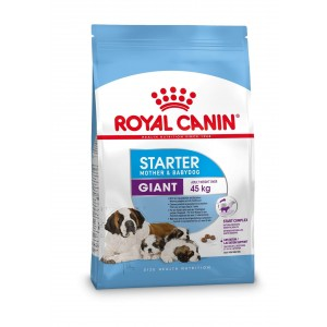 Royal Canin Giant Starter Mother & Babydog pour chiot