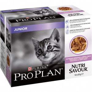 Pro Plan Junior Poulet 85g pour chat