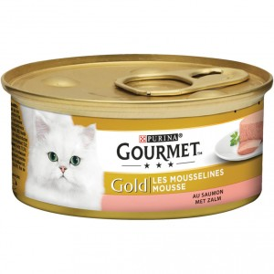 Gourmet Gold Chat Mousse de Saumon