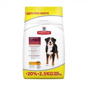 Hill's Advanced Fitness Adult Large Breed poulet pour chien