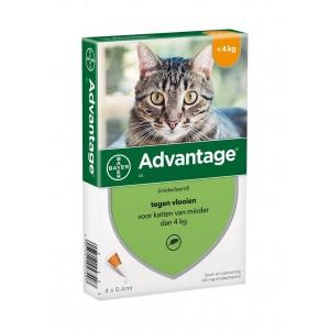 Advantage Nr. 40, Vlooienmiddel voor katten