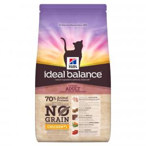 Image de 1.5 kg Hill's Ideal Balance Adult Grain Free Poulet pour chat