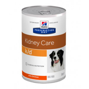Hill's Prescription Diet Chien K/D