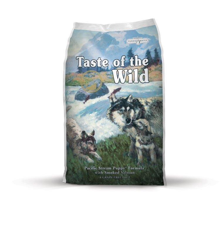 Taste of the Wild Pacific Stream pour chiot