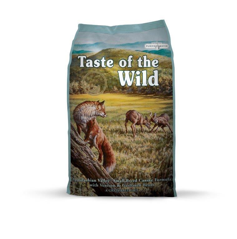Taste of the Wild Appalachian Valley petite race pour chien