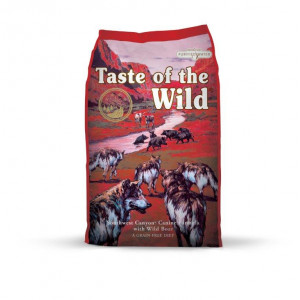 Taste of the Wild South West Canyon pour chien