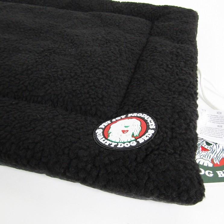 Doggybag Wool Blanket zwart