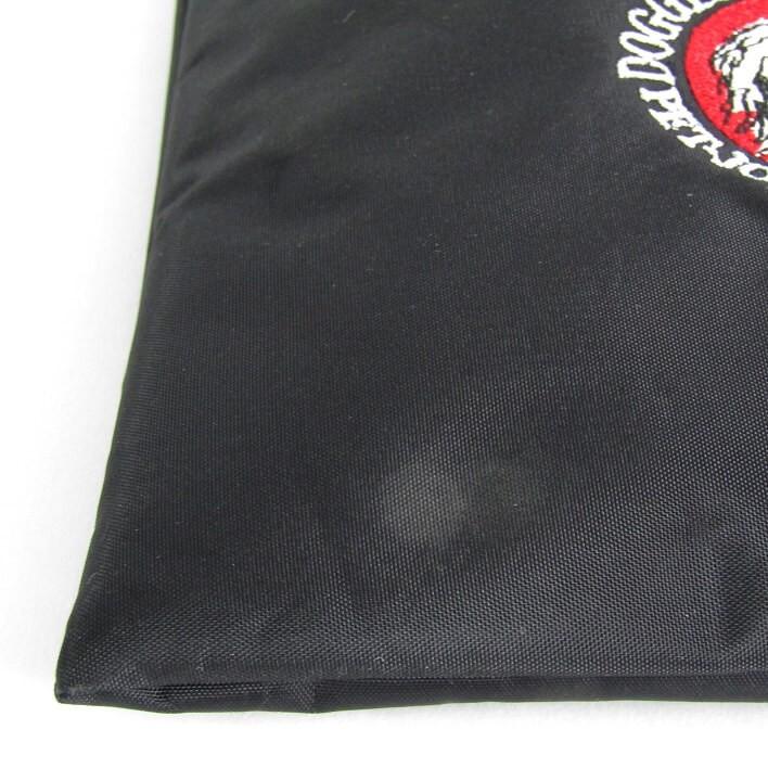 Doggybag Bench Duvet X-treme Zwart