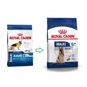 croquettes royal canin maxi adult 5 pour chien. Black Bedroom Furniture Sets. Home Design Ideas