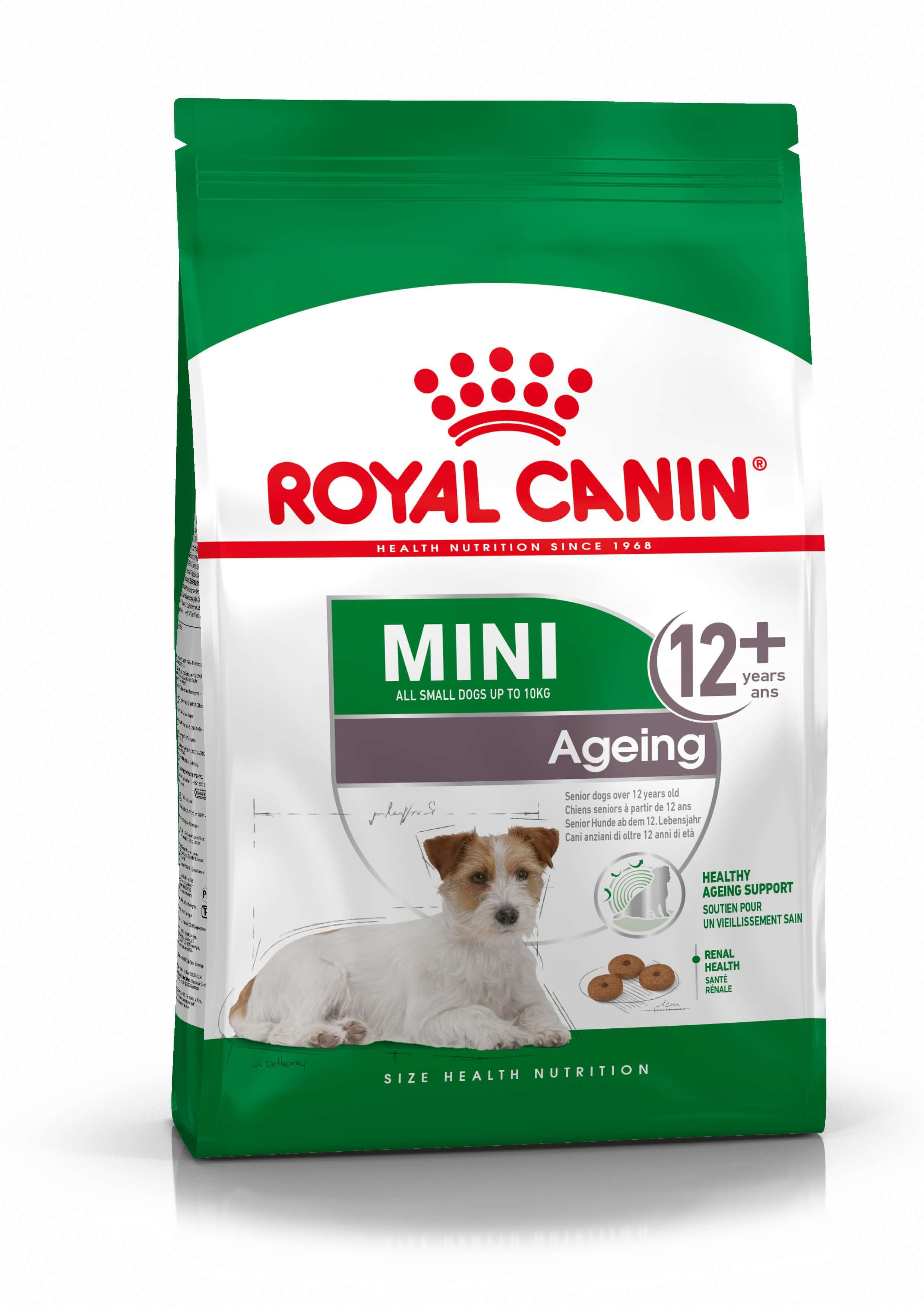 Royal Canin Mini Ageing +12 pour chien