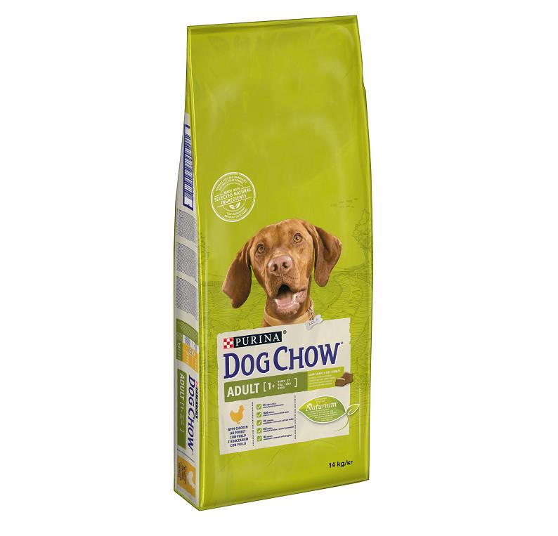 Dog Chow Adult poulet pour chien