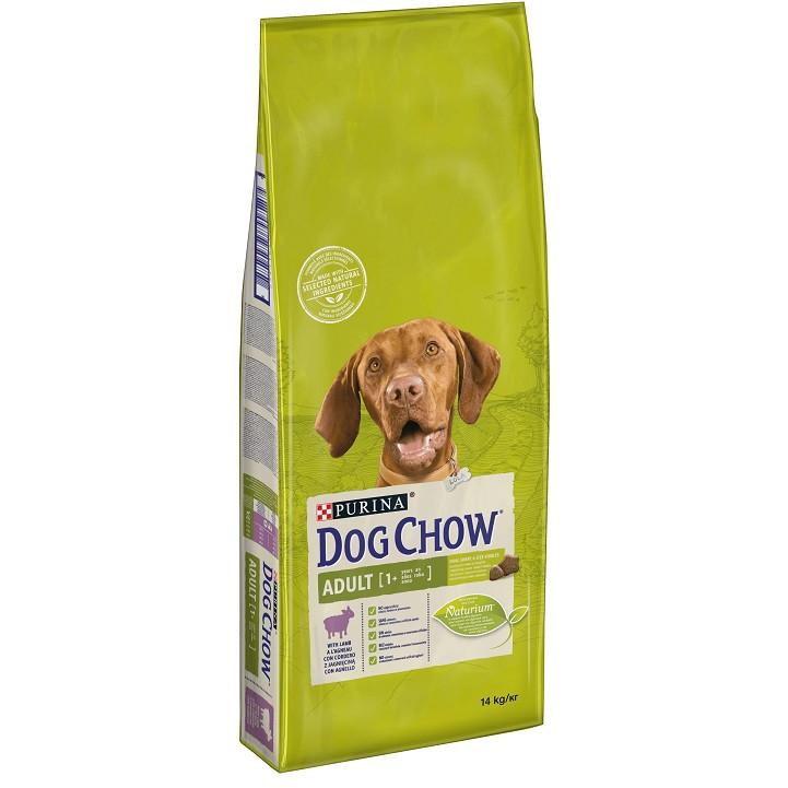 Dog Chow Adult agneau pour chien